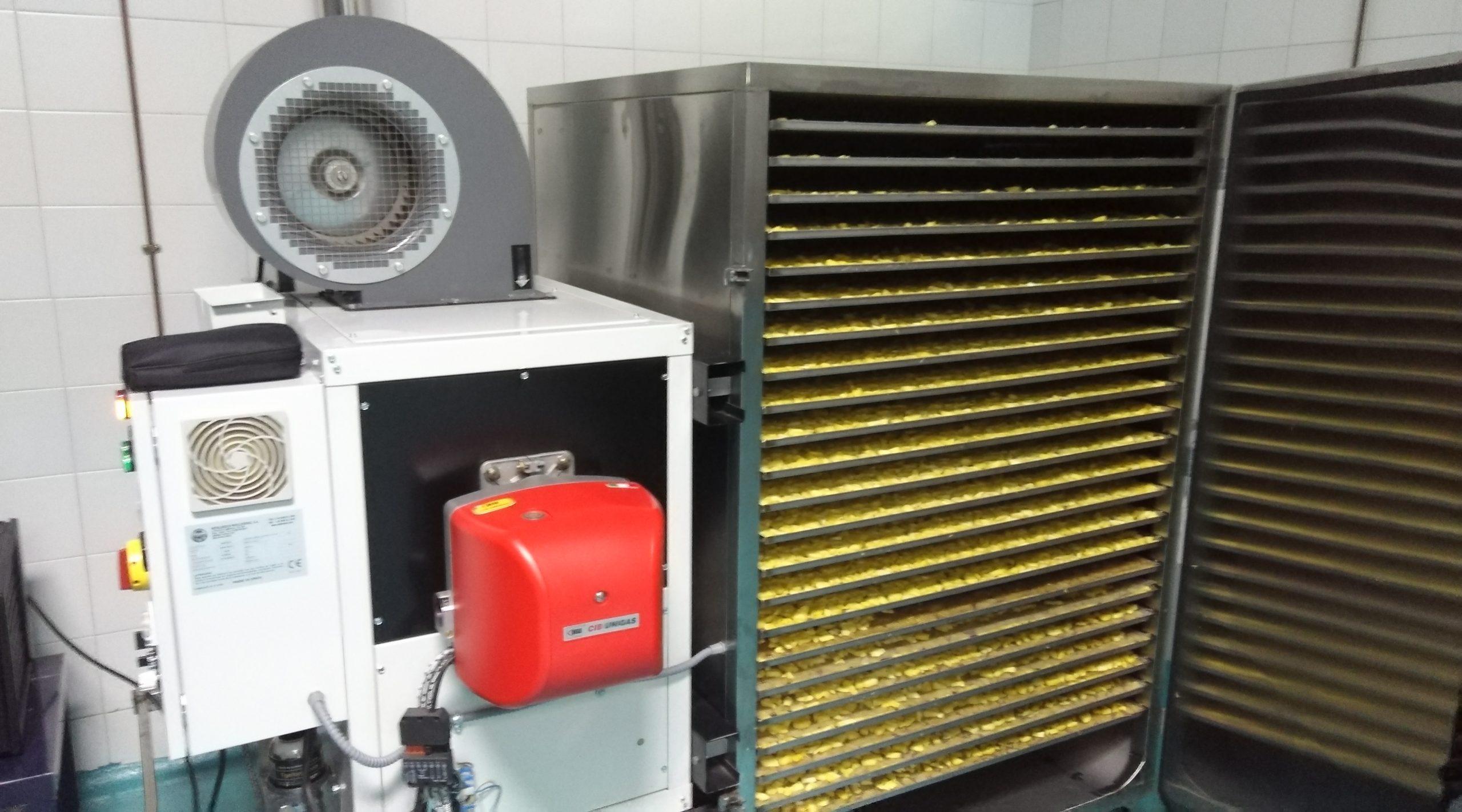 M300XL Pro - Deshidratado de piña