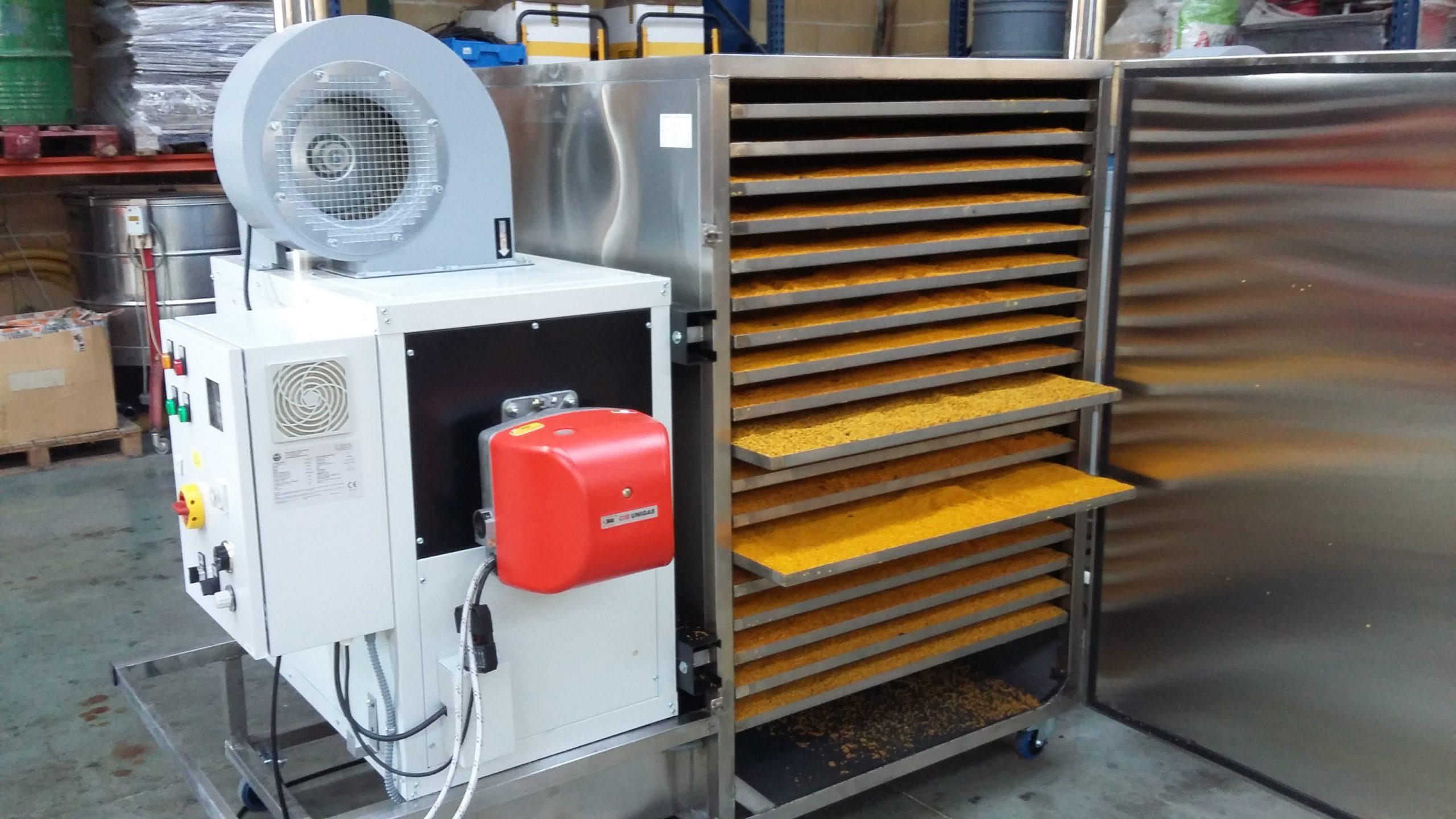 M-300XL Pro - Deshidratación de polen
